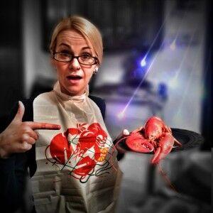 Lisa Haselow, ClaimVantage's Lobster Dinner Winner
