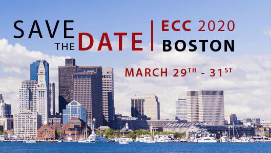 ECC 2020 will be held in the Boston Sheraton Hotel