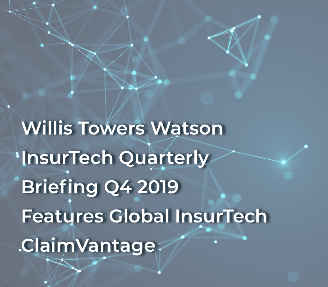 Press Release - Willis Towers InsurTech