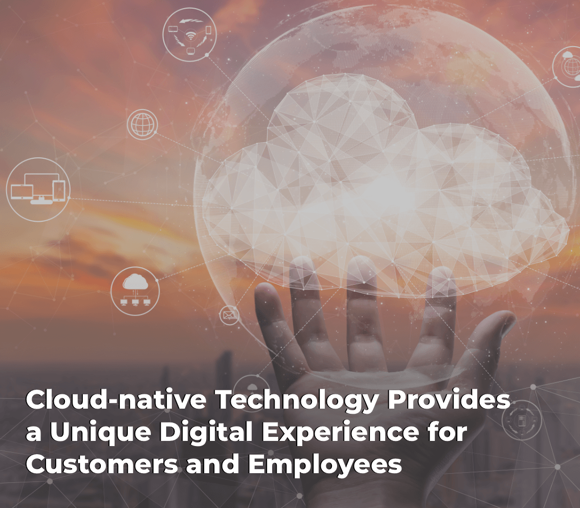Cloud-native technology